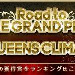Road to THE GRAND PRIX特設サイト・QUEENS CLIMAX特設サイト2018年版リリース
